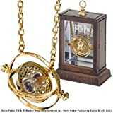 Noble Collection Hermione Time Turner - 24K Plated