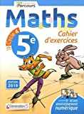 Cahier d´Exercices iParcours Maths 5e (2019)