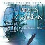 Global Stage Orchestra Plays Music from ´Pirates of the Caribbean : On Stranger Tides´