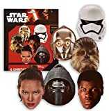 Star Wars- Caretas, m (Verbetena 014000857)