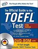 The official guide to TOEFL test. Con DVD-ROM