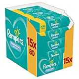 Lingettes Pampers Fresh Clean 15x80