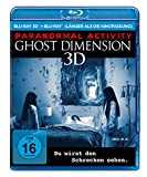 Paranormal Activity - The Ghost Dimension - Extended Cut (+ Blu-ray) [Blu-ray]