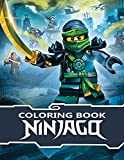 NINJAGO Coloring Book: Great Activity Book for LEGO NINJAGO Fans