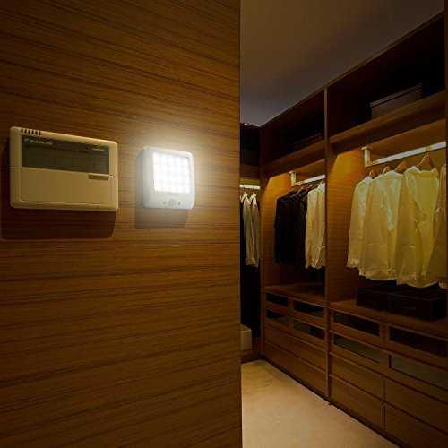 albrillo lampe veilleuse avec d tecteur de mouvement 20 led sans fil 1200mah. Black Bedroom Furniture Sets. Home Design Ideas