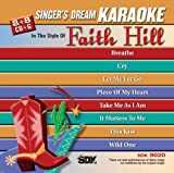 Singer´s Dream Karaoke Faith H [Import USA]