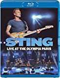 Sting - Live At The Olympia Paris [Blu-ray] [Import italien]