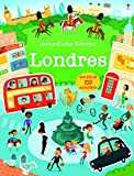 Books on London: Londres : decouvre la ville avec des autocollants