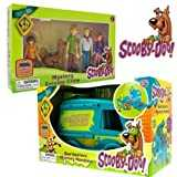 Scooby Doo - Goo Mystery Machine & Mystery Resolver Set Crew