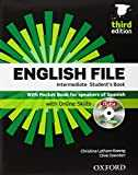 English File. Intermediate Student´s Book + Workbook + Entry Checker (con clave) (English File Third Edition) - 9780194519915