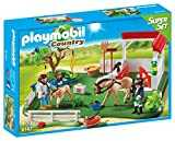 Playmobil - 6147 - SuperSet Paddock avec chevaux