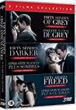 Cinquante Nuances - Fifty Shades : Coffret 3 Films [DVD]