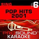 Sing Pop Hits 2001 V. 6 [Import anglais]
