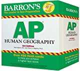 Barron´s AP Human Geography Flash Cards