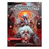 Dungeons & Dragons Waterdeep: Dungeon of the Mad Mage (Adventure Book, D&d Roleplaying Game) (Dongeon and Dragon Waterdeep)