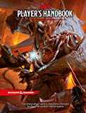 Dungeons & Dragons Player´s Handbook: Everything a Player Needs to Create Heroic Characters for the World´s Greatest Roleplaying Game