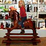 Authentic Models Rocking Horse
