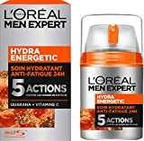 L´Oréal Men Expert Hydra Energetic Soin Hydratant Anti-Fatigue Visage Homme 50 ml