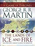 The Lands of Ice and Fire: maps from kings landing to across the narrow sea (A Game of Thrones)