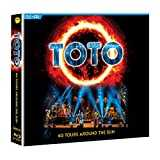 Toto - 40 Tours Around The Sun [Blu-ray + CD] [Blu-ray + CD]
