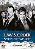 Law & Order: Special Victims Unit - The 1st Year - Import Zone 2 UK (anglais uniquement) [Import anglais]