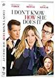 I Don´t Know How She Does It [Reino Unido] [DVD]