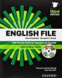 English File 3rd Edition Intermediate. Student´s Book, iTutor and Pocket Book Pack (English File Third Edition)