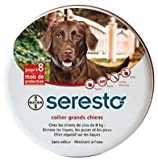 BAYER SERESTO Collier grands chiens 8 kg