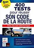 Tests code de la route 2019 avec bip-pen