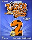 Tiger Tales Level 2 New Activity Book