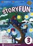 Storyfun for Movers Level 3 Student´s Book with Online Activities and Home Fun Booklet 3 Second Edition