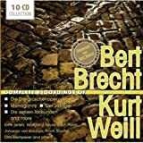 The Complete Recordings of Bert Brecht & Kurt Weill
