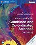Cambridge IGCSE Combined and Co-ordinated Sciences. Coursebook. Con CD-ROM (Cambridge International IGCSE)