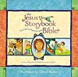 CU Jesus Storybook Bible Audio, UK Accounts: Every Story Whispers His Name