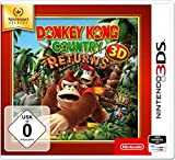 Donkey Kong Country Returns 3D - Nintendo Selects - [3DS]