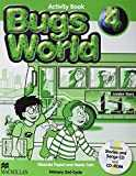 Bugs world 4 workbook - 9780230407527