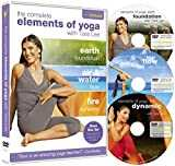 Elements of Yoga with Tara Lee - 3 DVD Box Set