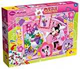 Puzzle dwustronne plus Minnie 60