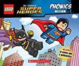 Phonics Boxed Set #2 (LEGO DC Super Heroes)