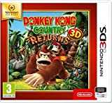 Donkey Kong Country Returns 3D SELECTS