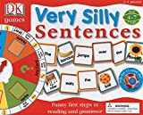 DK Toys & Games: Very Silly Sentences: Funny First Steps in Reading and Grammar