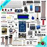 Adeept RFID Starter Kit for Raspberry Pi 3, 2 Model B/B+, Stepper Motor, ADXL345, 40-pin GPIO Extension Board, Breadboard, with C and Python Code, Learning Kit with Guidebook(PDF)