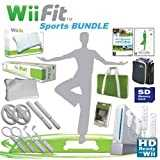 WiiFit Sports Bundle (SET)