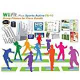 Wii Fit Sport Active Class Pack-10 (PAC)