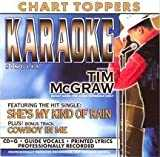 Karaoke: She´s My Kind of Rain / Cowboy in Me