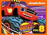 Blaze and the Monster Machines Season 8