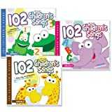 102 Children´s Songs 3 CD Set