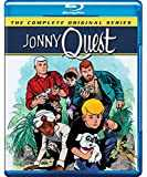 Jonny Quest: The Complete Original Series [Blu-ray]
