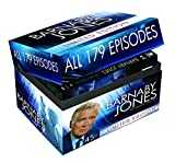 Barnaby Jones (The Complete Collection) Limited Edition 179 episodes