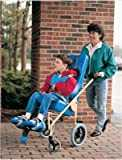 Carrie Stroller Frame with Carrie Seat - Large (Junior)